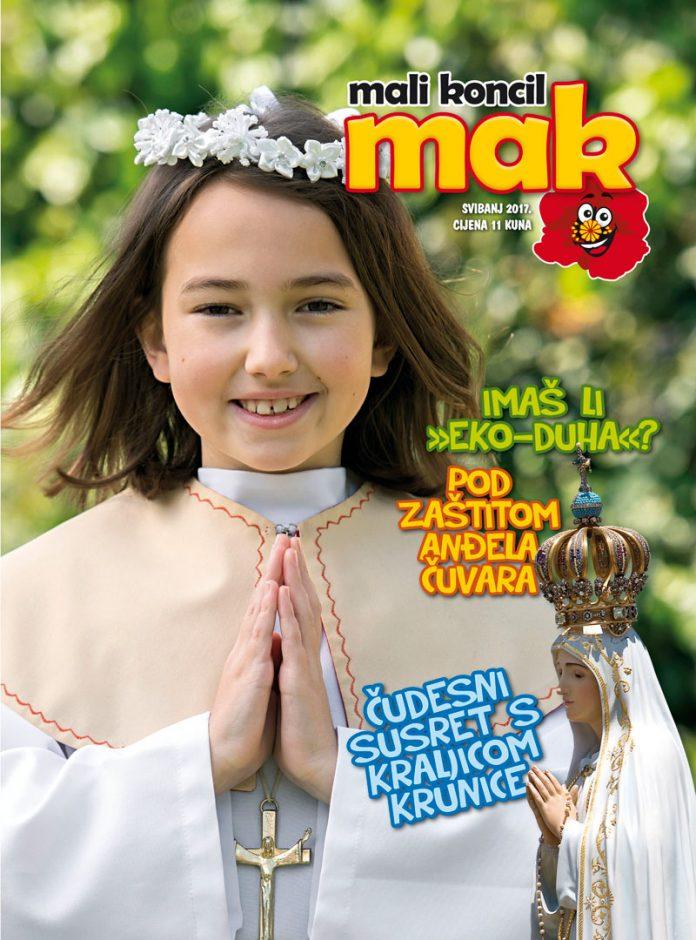 S Isusom u Marijinim rukama!