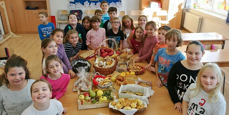 VIROVITICA <br> Proslava Dana kruha <br> i zahvalnosti za plodove zemlje