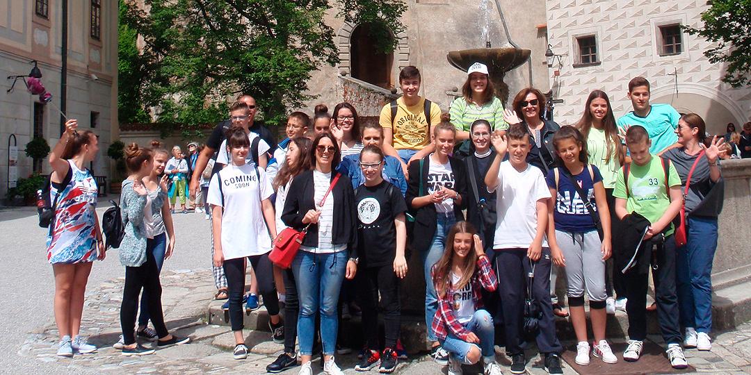 VJERONAUČNA OLIMPIJADA<br>Pobjedničko putovanje u Češku