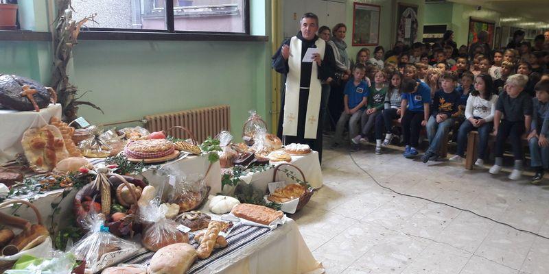 ZAGREB – OŠ MEDVEDGRAD <br>  Dani kruha