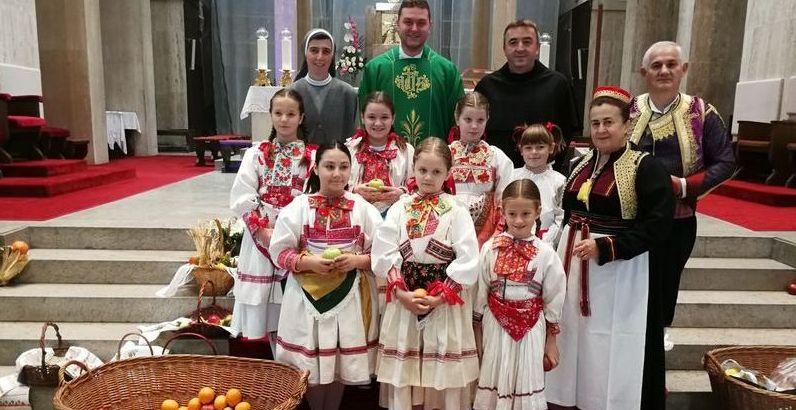 ZAGREB – SVETI DUH <br>  Zahvalna nedjelja