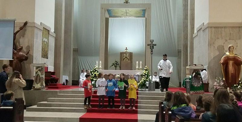 ZAGREB – SVETI DUH <br> Blagoslovljena suradnja djece i odraslih