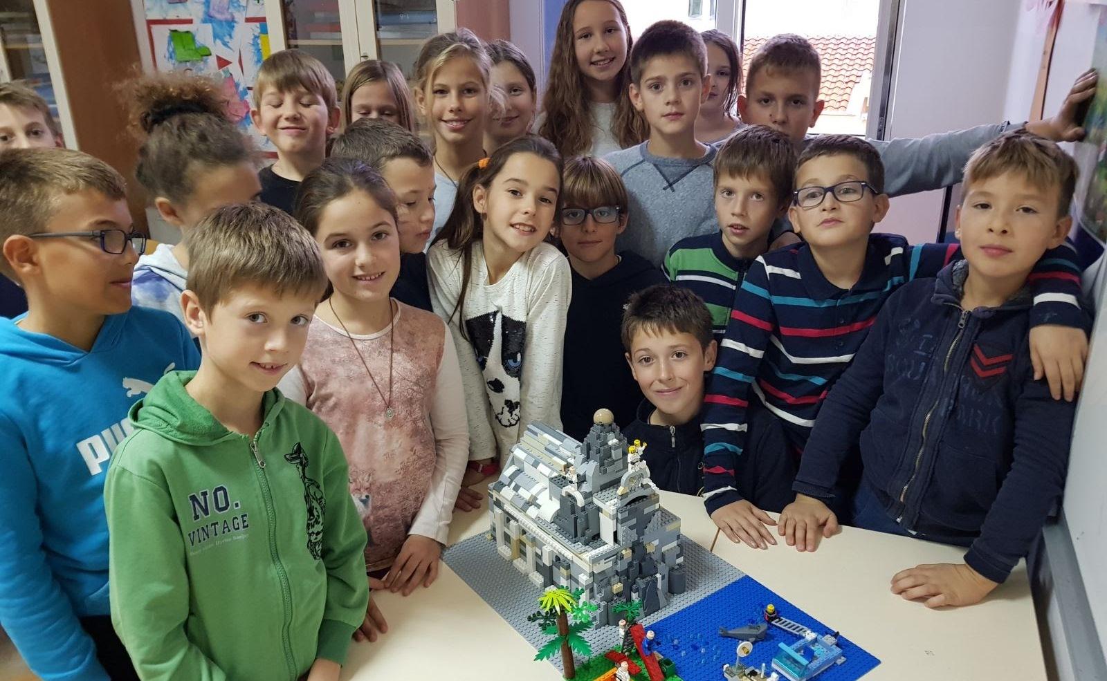 ŠIBENIK<br>Lego katedrala sv. Jakova – prvak!