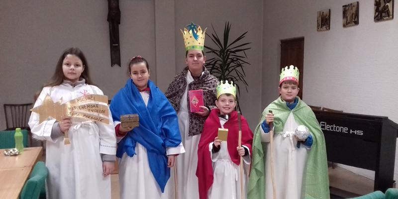 PRESNAČE<br>Dirljivi susreti sa Sveta tri kralja