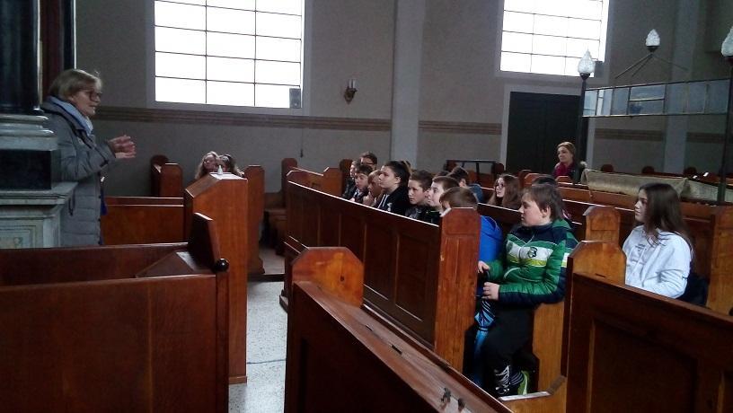 MATULJI<br>Sedmaši u Riječkoj sinagogi