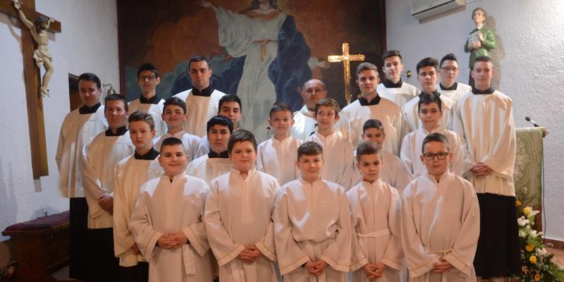 SLAVONSKI BROD<BR>Dan ministranata uz don Bosca
