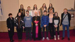 BISKUPIJSKA NATJECANJA VJERONAUČNE OLIMPIJADE<br>Đakovačko &#8211; osječka nadbiskupija