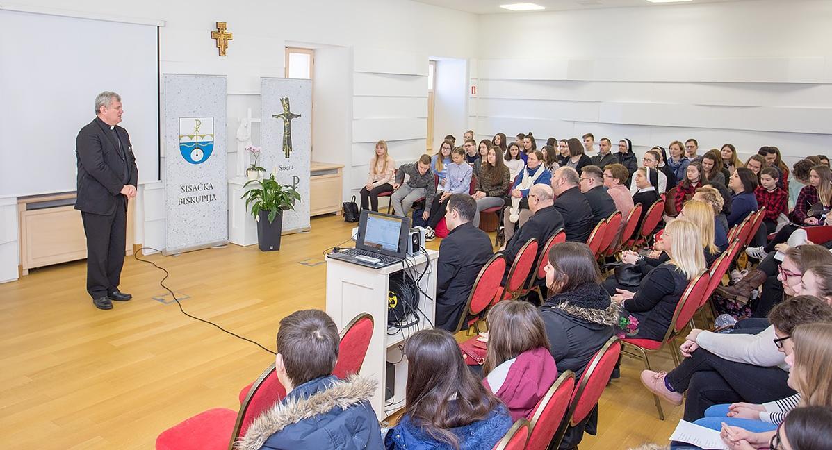 BISKUPIJSKA NATJECANJA VJERONAUČNE OLIMPIJADE<br>Sisačka biskupija