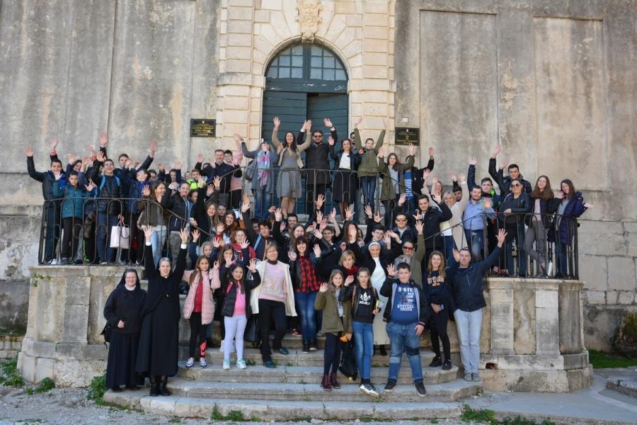 BISKUPIJSKA NATJECANJA VJERONAUČNE OLIMPIJADE<br>Dubrovačka biskupija