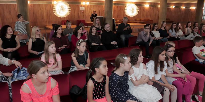 ZAGREB<br>Filharmonija u društvu najmlađe publike