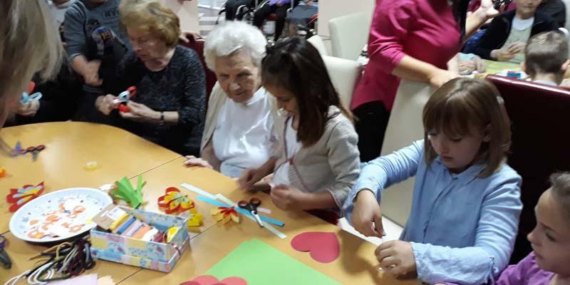 VUKOVAR<br>Posjet Domu za starije osobe