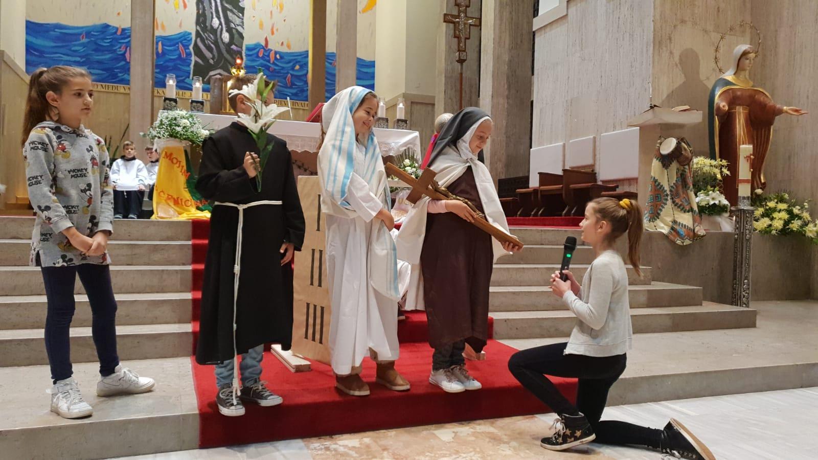 ZAGREB – SV. ANTUN PADOVANSKI<BR>Misijska nedjelja u znaku svetaca