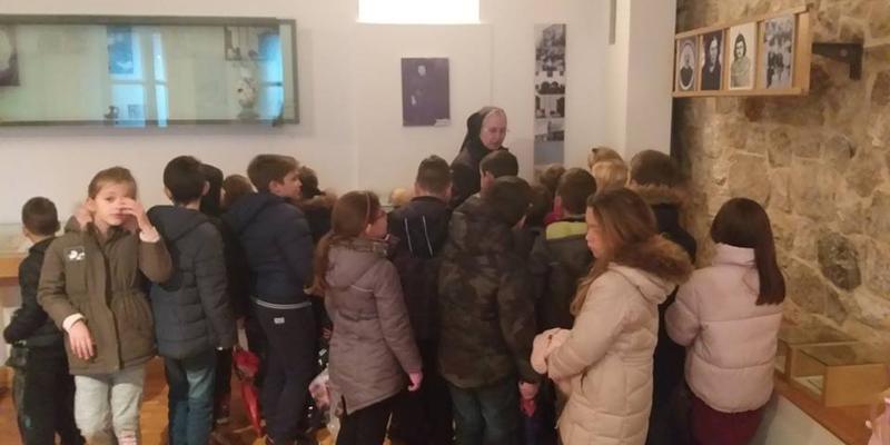 BLATO<BR>U muzeju voljene sumještanke i blaženice