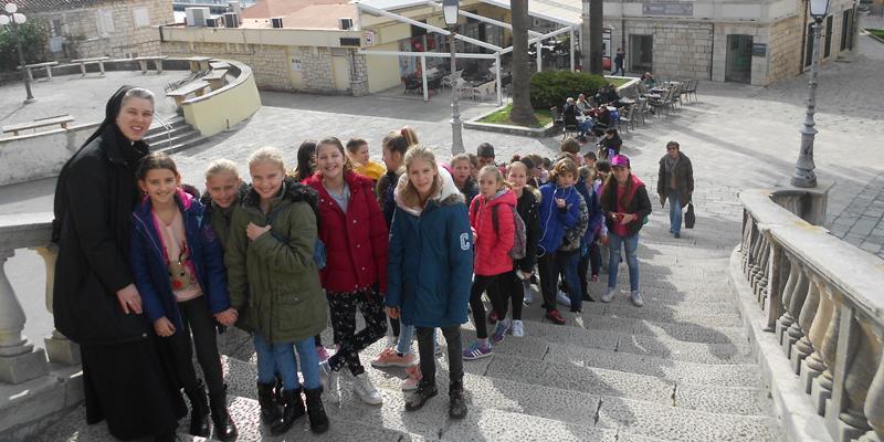 BLATO NA KORČULI<br>Hodočašće u Korčulu