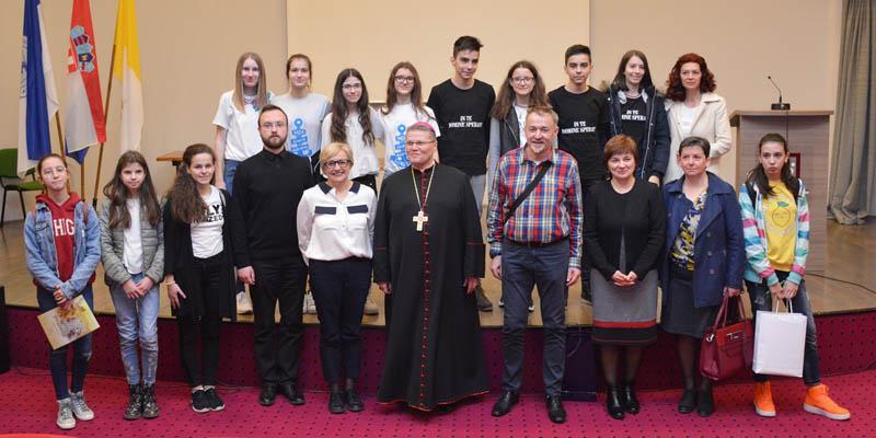 (NAD)BISKUPIJSKA NATJECANJA 2019.<BR>Đakovačko-osječka nadbiskupija