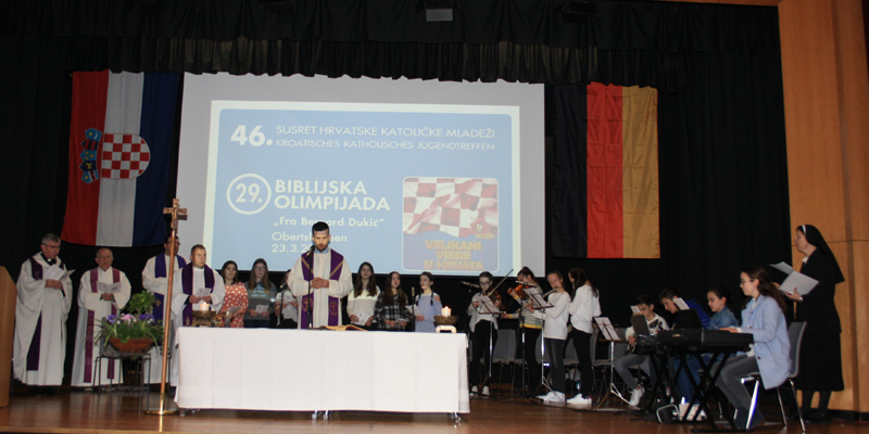 OBERTSHAUSEN – NJEMAČKA<br>Održana 29. Biblijska olimpijada