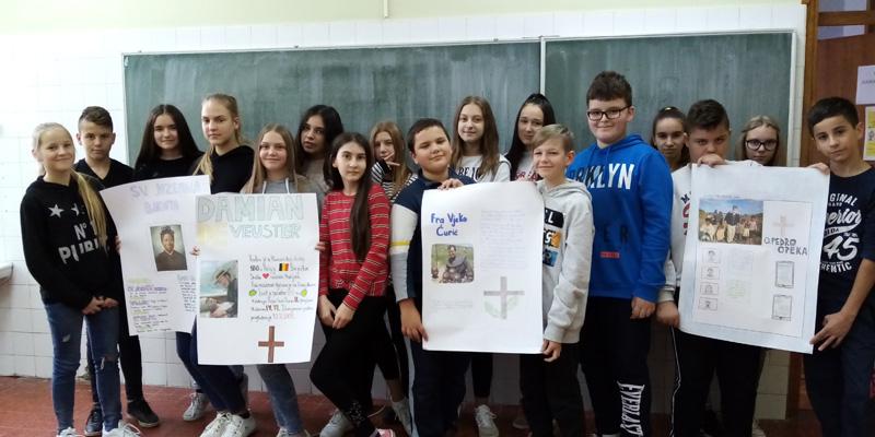 OTOK KRAJ VINKOVACA<br>Upoznavanje slavnih misionara