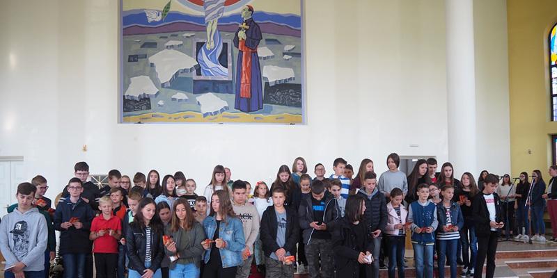 ORAŠJE<br>U zajedništvu s misionarima
