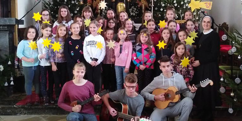DONJI MIHOLJAC<br>Raspjevano, radosno i zajedno!