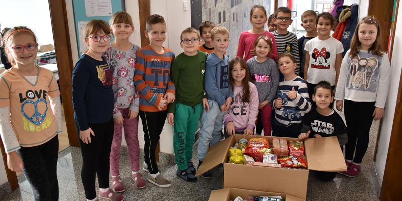 KOŠ NOVSKA<br>Upoznavanje Caritasa – vlastitim darom