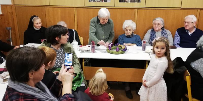ZAGREB – PODSUSED<br>Radost nastarijih i najmlađih