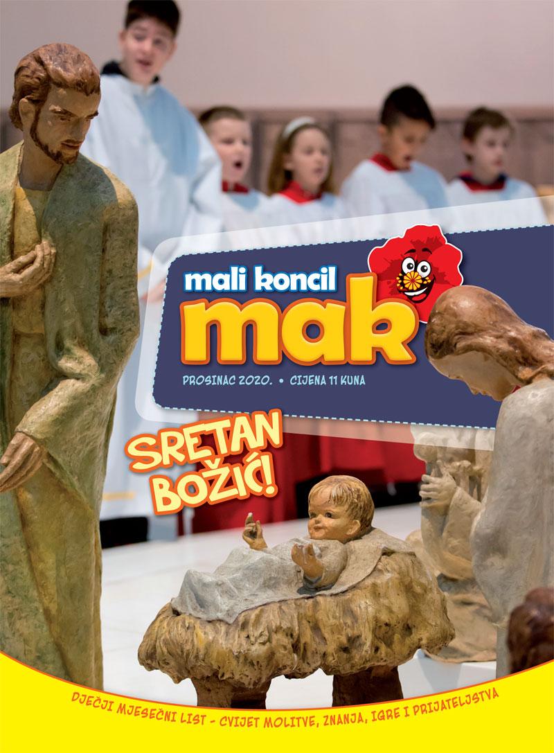 Do Božića, uz novi »Mak«